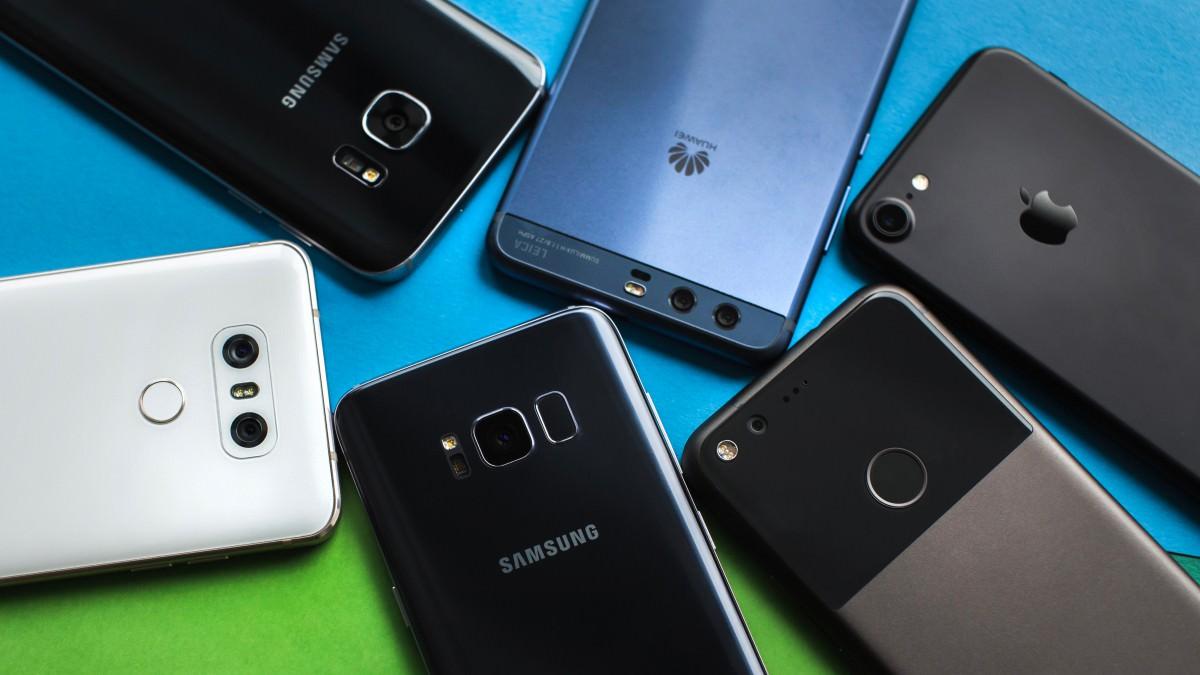 Pertarungan pasar smartphone