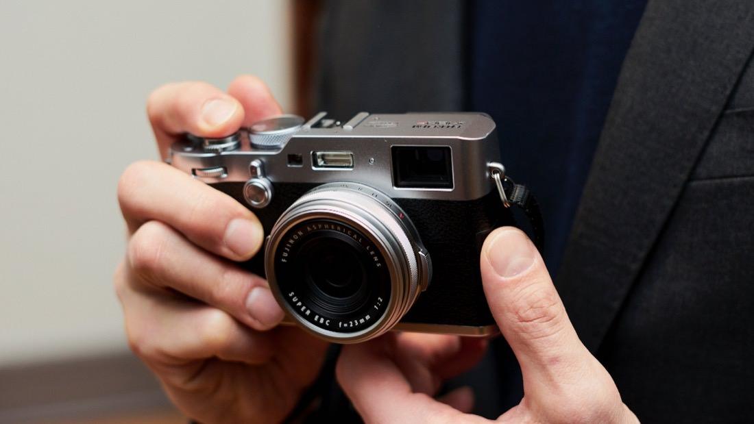 Fujifilm X100F | Photo