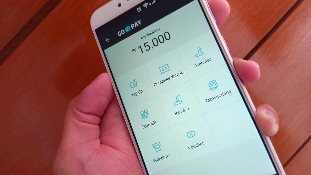 GO-JEK akan Kenakan Biaya Rp1.000 untuk Isi Ulang GO-PAY via Bank