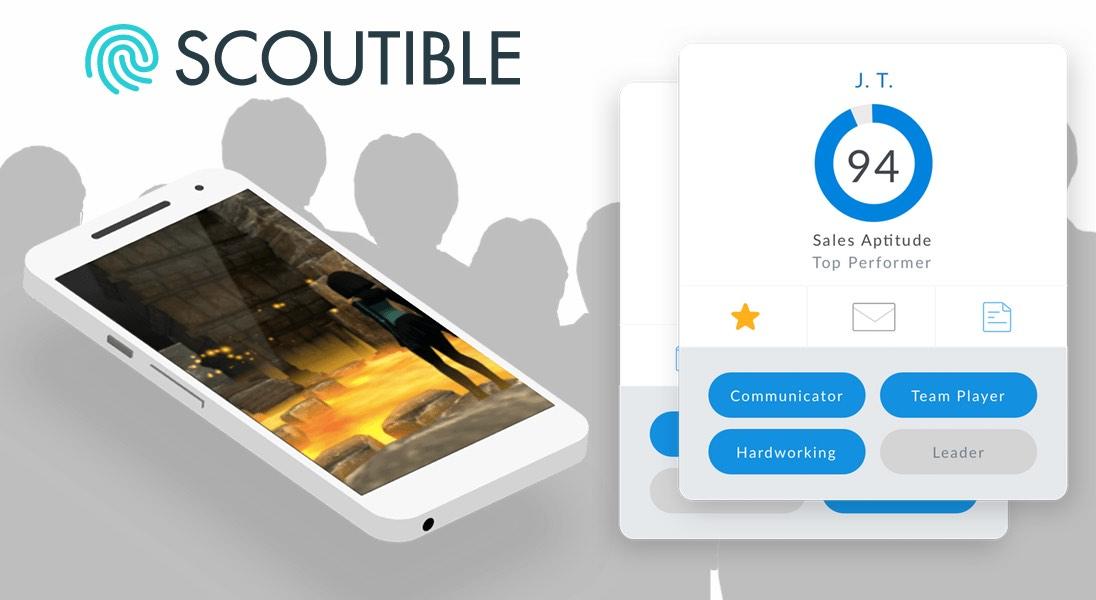 Scoutible | Screenshot
