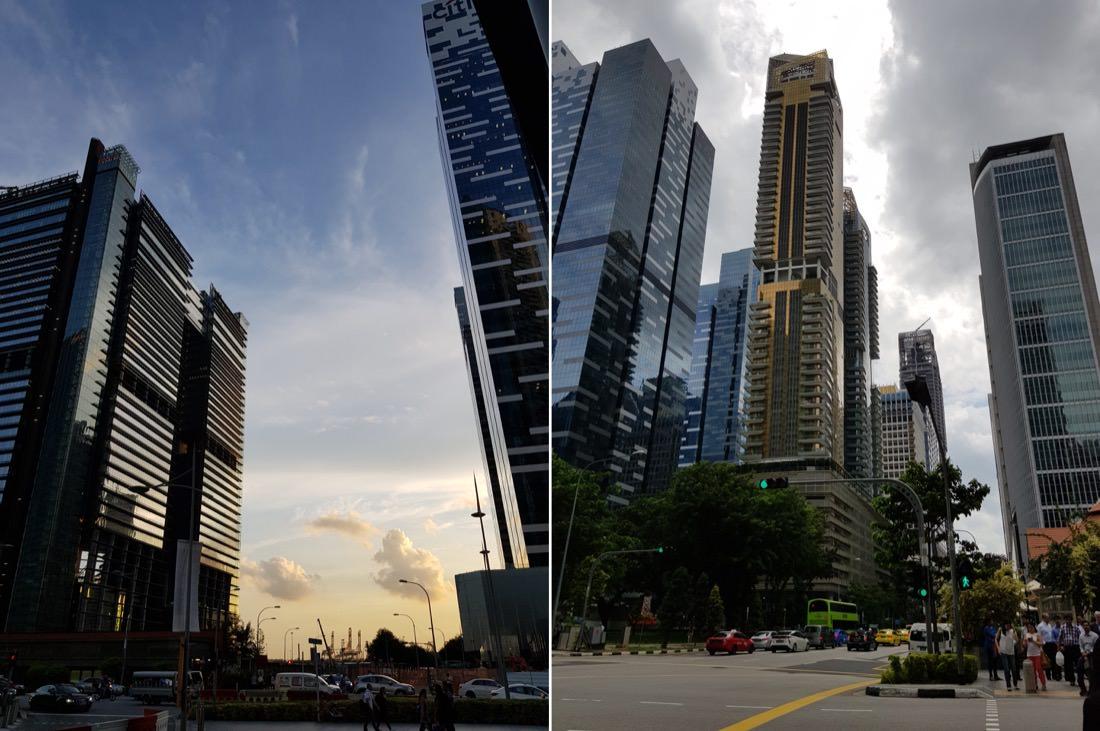 Singapore Skylines | Photo