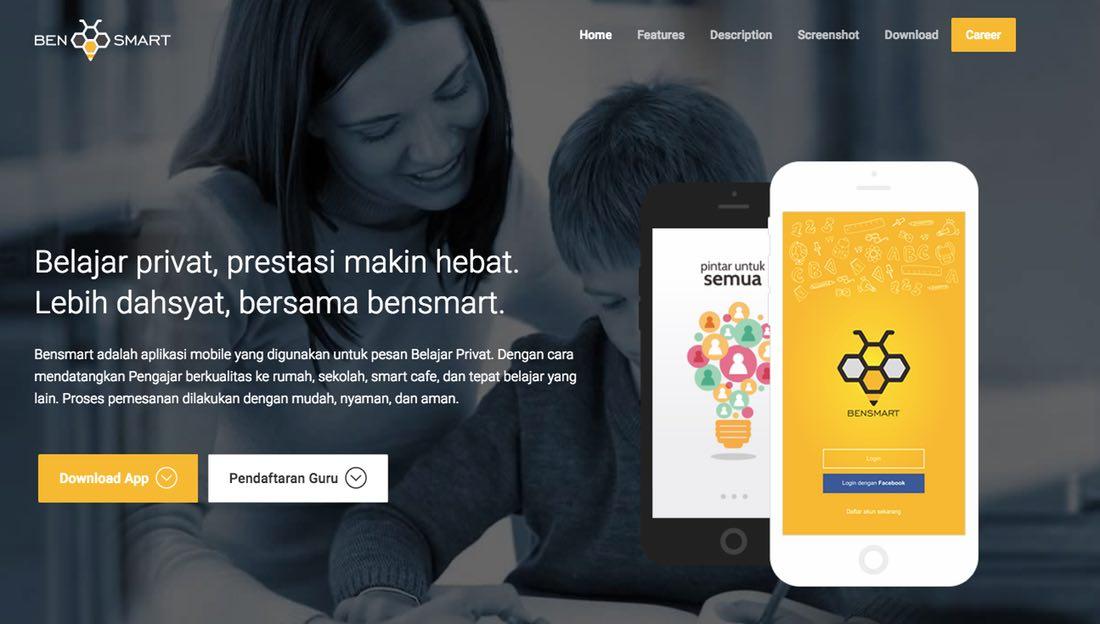 Bensmart | Screenshot