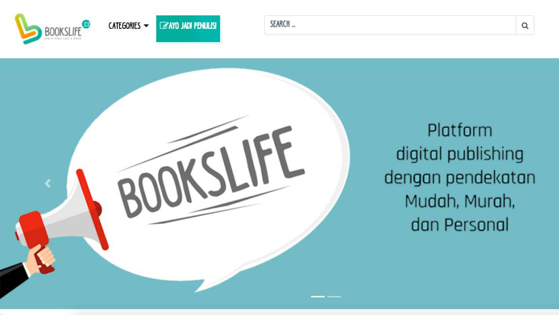 Bookslife | Screenshot