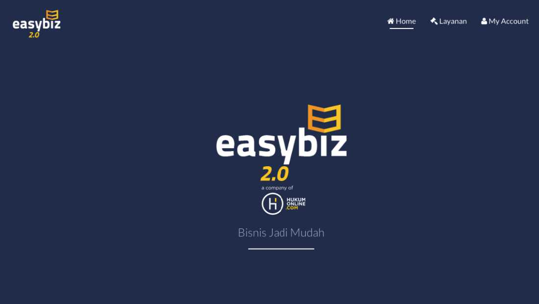 EasyBiz | Screenshot