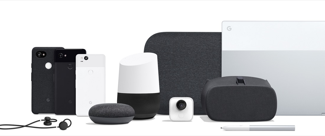 Google Hardware Family | Featured
