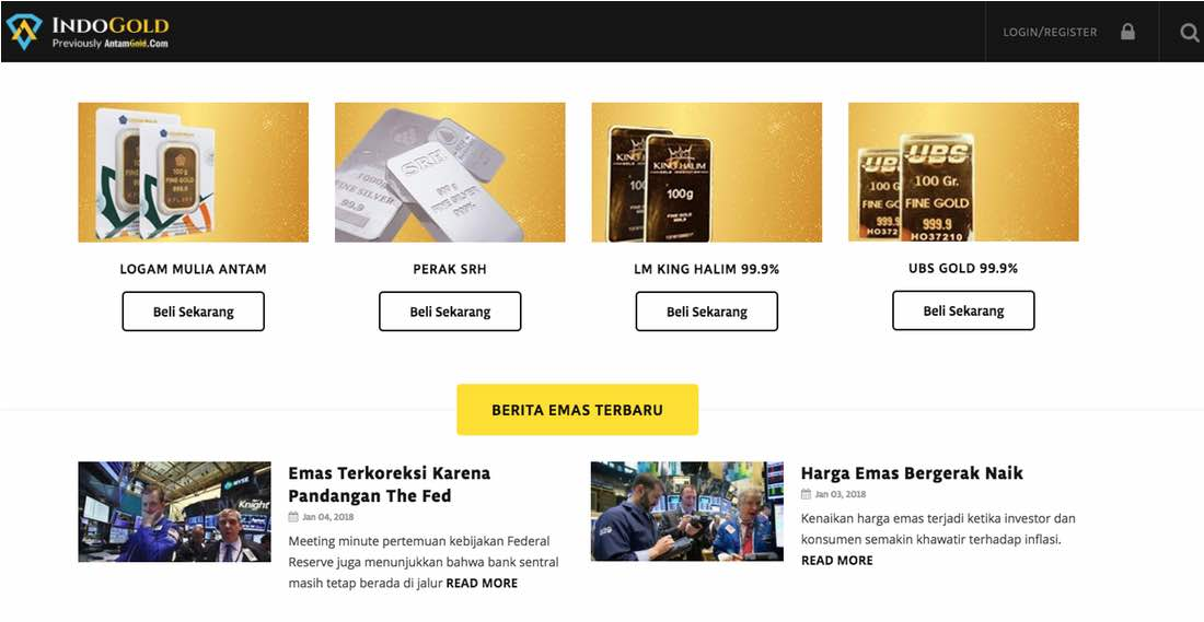 Indogold | Screenshot
