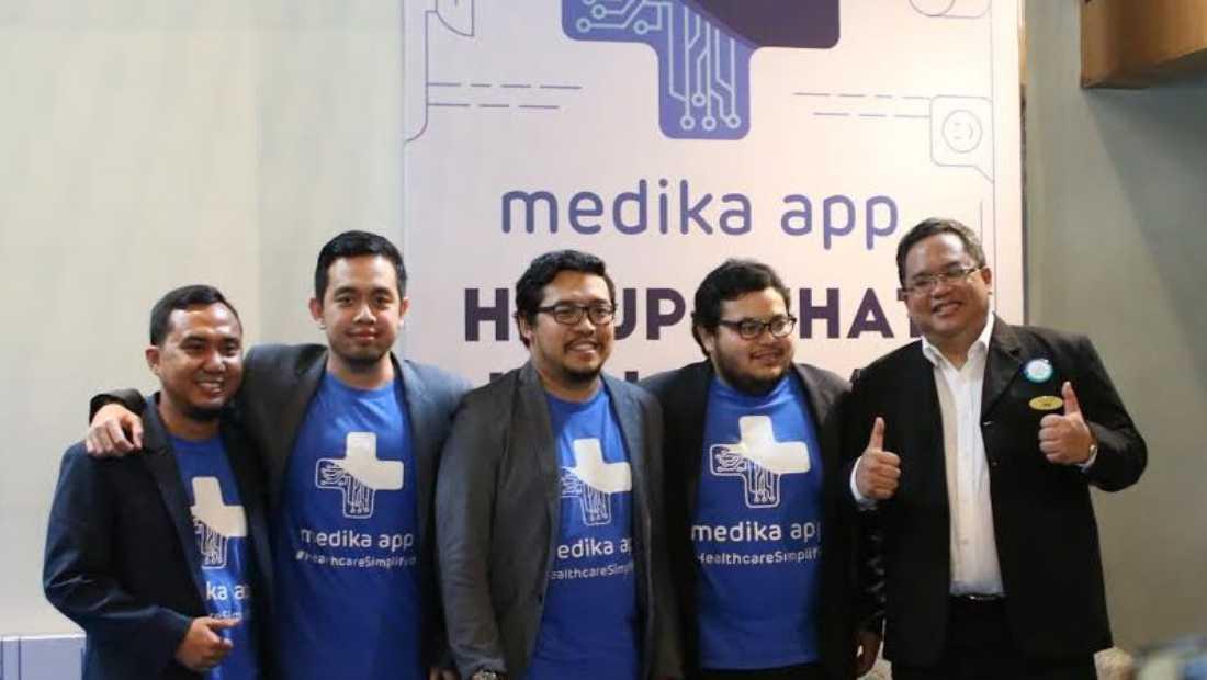 Medika App | Founder
