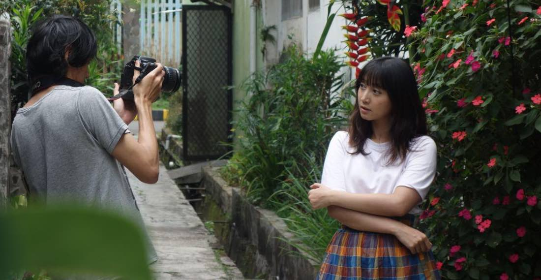 Salah Sambung Behind the Scene | Photo