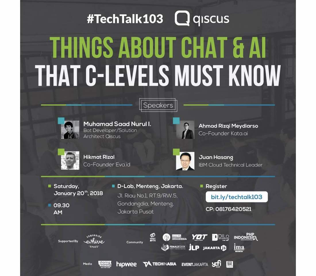 Techtalk | Screenshot
