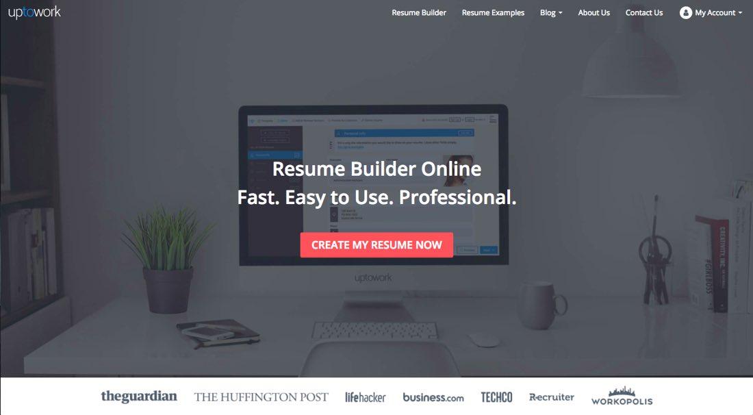UptoWork | CV Online Gratis