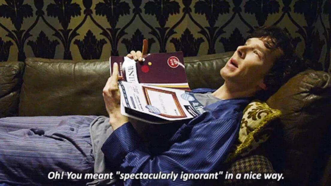 Sherlock Holmes | Screenshot 1