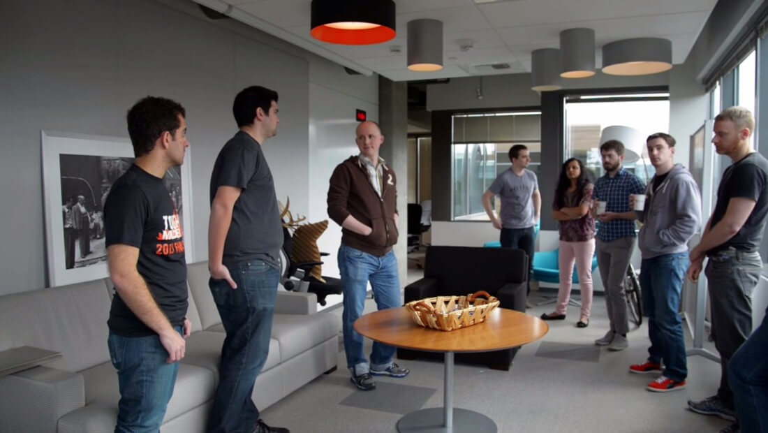 Stand-Up Meeting   Photo 1