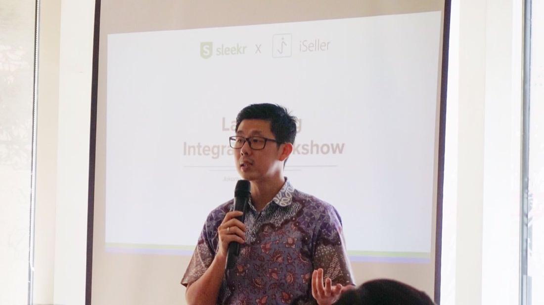 Suwandi Soh CEO Sleekr | Photo
