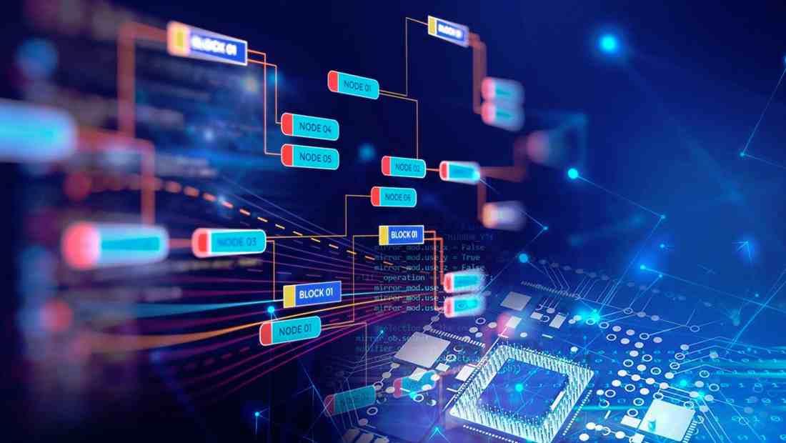 Teknologi blockchain | Ilustrasi