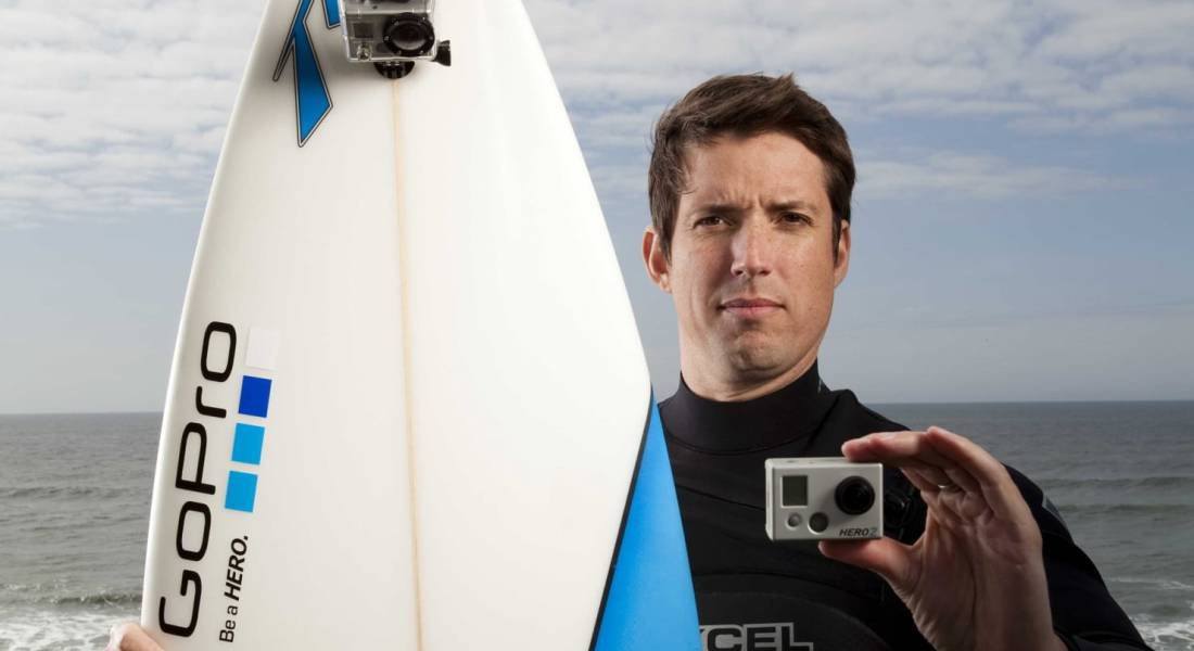 Nick Woodman, Founder dan CEO GoPro