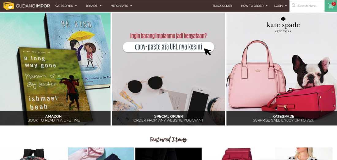 GudangImpor | Screenshot