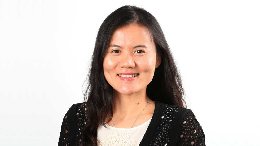 Lazada CEO Lucy Peng