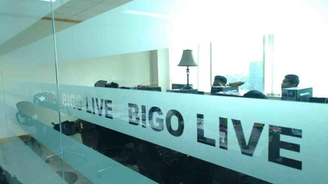 Suasana kantor BIGO LIVE | Photo