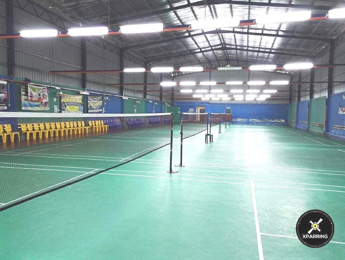 Xparring Badminton Court | Photo