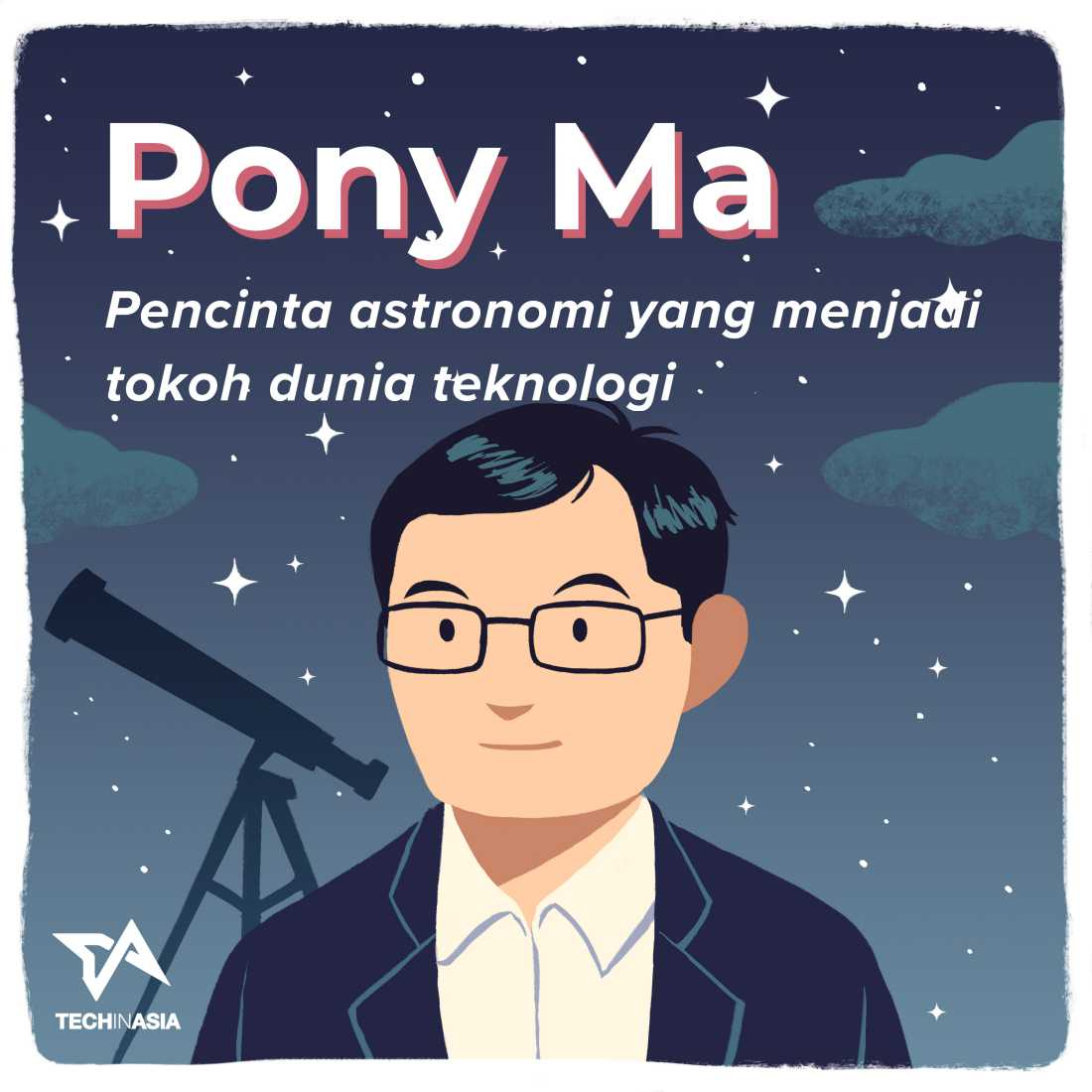 Pony Ma Tencent 1
