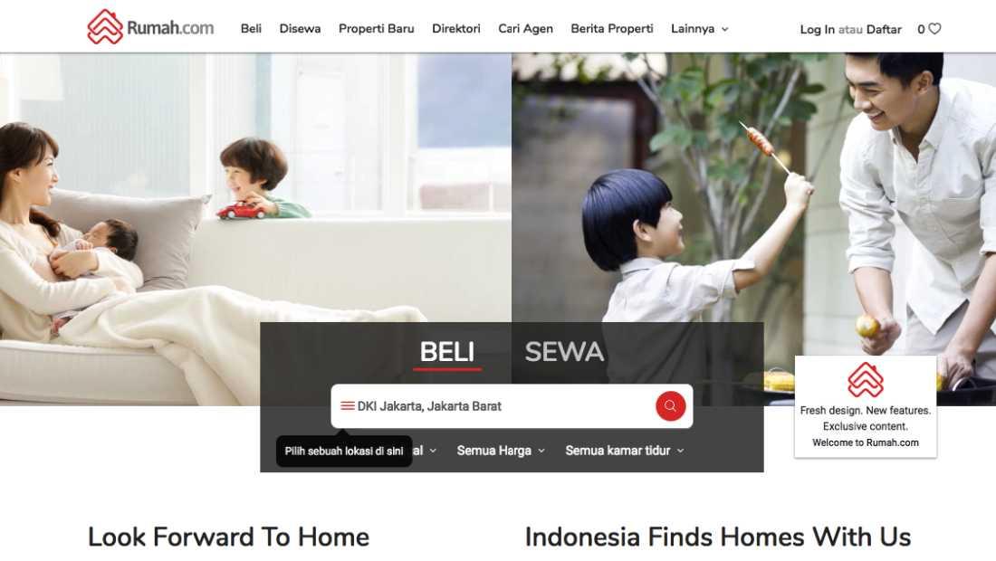 Rumah.com | Screenshot