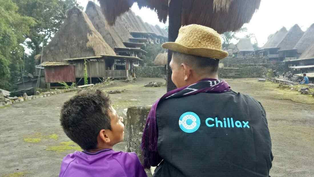 Chillax Assistant | Ilustrasi
