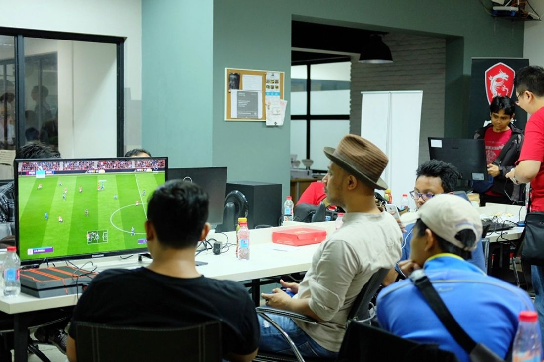 FIFA Competition TIA Ramadan Fest   Foto