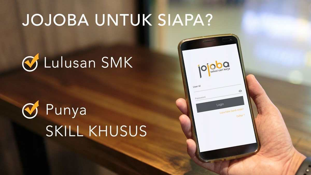 Aplikasi Jojoba