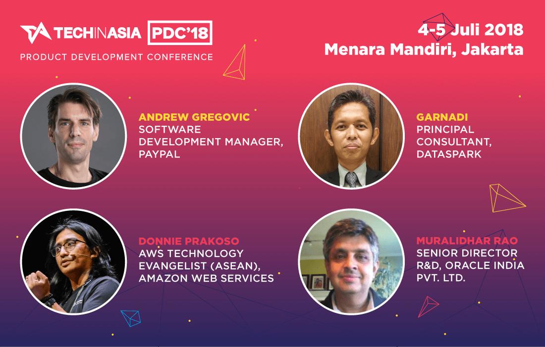 Image|Empat Pembicara di #TIAPDC2018