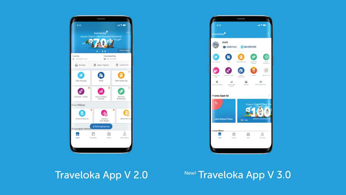 Traveloka Update Aplikasi 3