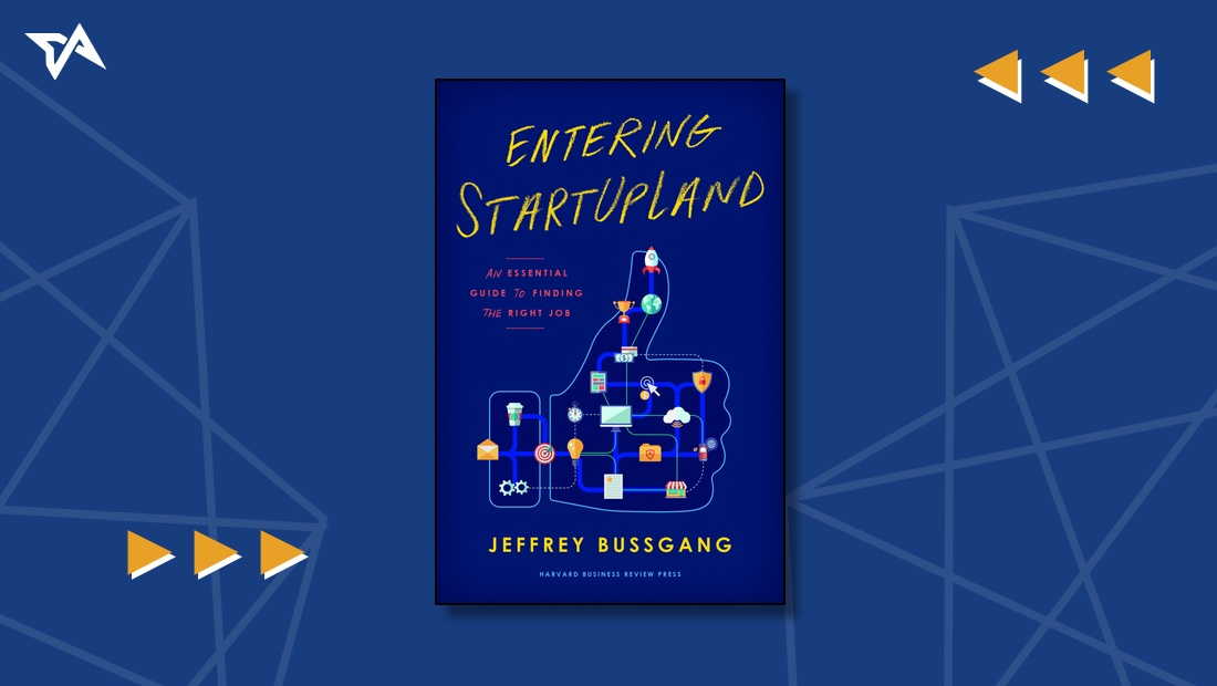 Entering Startupland | Cover 2