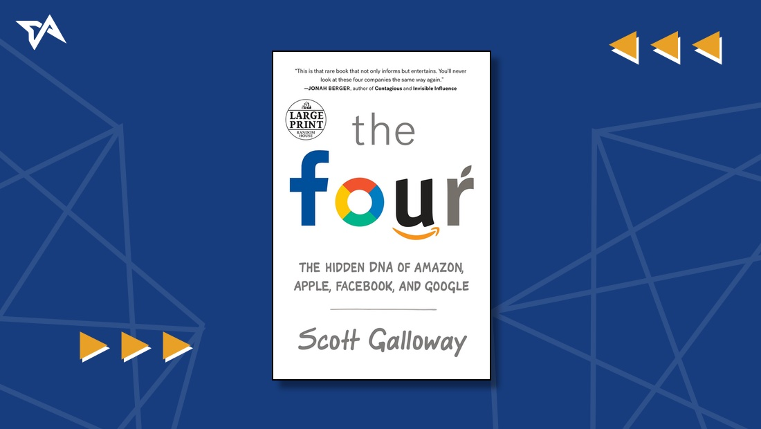 The Four Google | Cover 2