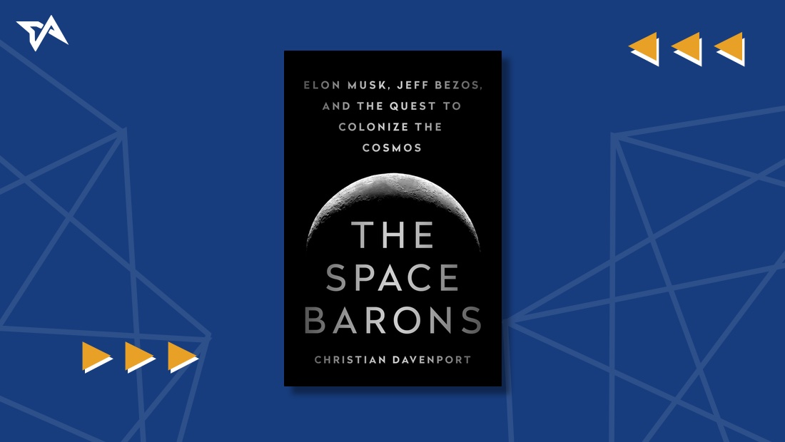 The Space Barons Cover 2