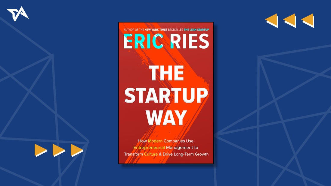 The Startup Way | Cover 1
