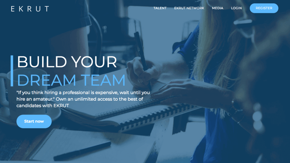 4 Startup SaaS di Startup Factory TIAJKT2018|Ekrut