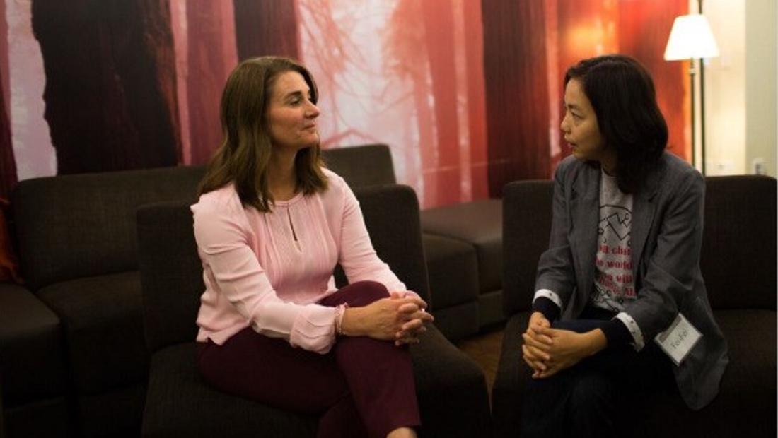 Fei-Fei Li dan Melinda Gates ingin melibatkan peneliti dengan latar belakang yang lebih beragam dalam pengembangan AI.