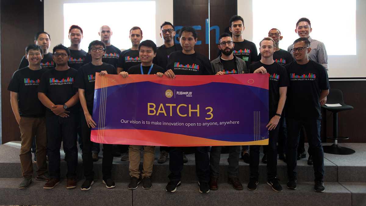 Plug and Play Indonesia Umumkan Nama 17 Startup Peserta Batch 3