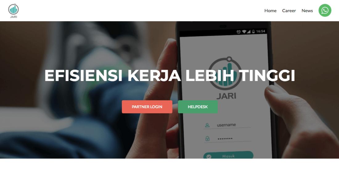 4 Startup SaaS di Startup Factory TIAJKT2018|Jari