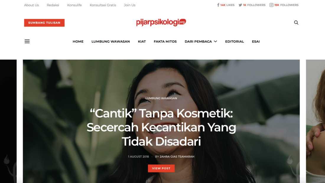 Pijar Psikologi | Screenshot