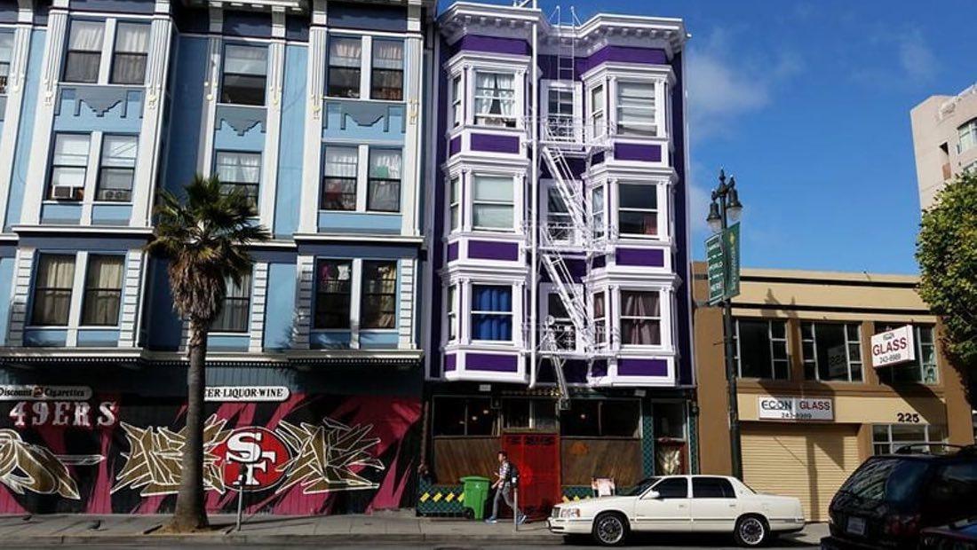 The Negev, salah satu contoh hacker house yang berlokasi di San Francisco.