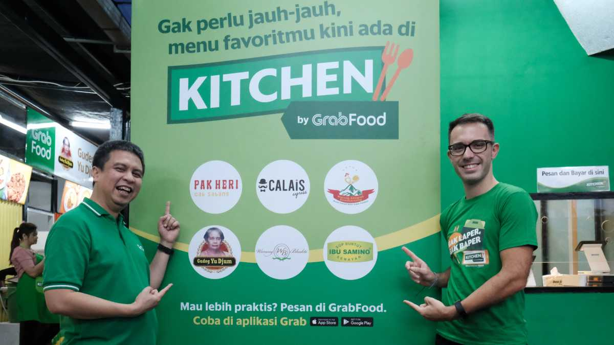 Kitchen by grabfood opening