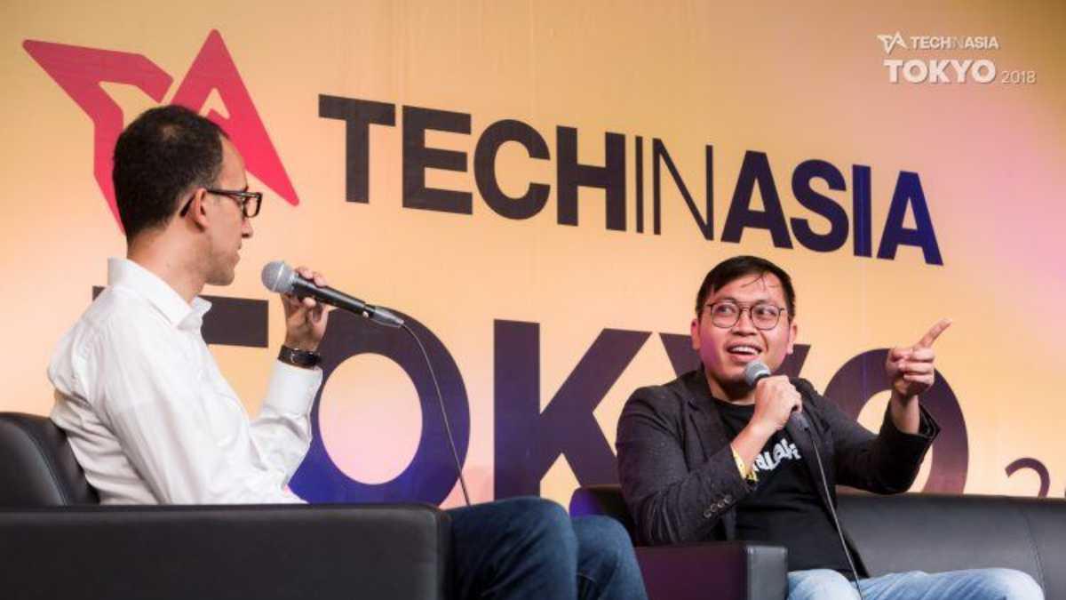 Ahmad Zaky, CEO Buka Lapak. Foto: TechinAsia