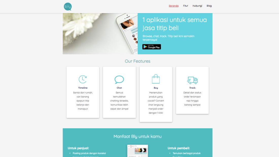 5 Startup E-commerce di TIAJKT2018|Hellobly