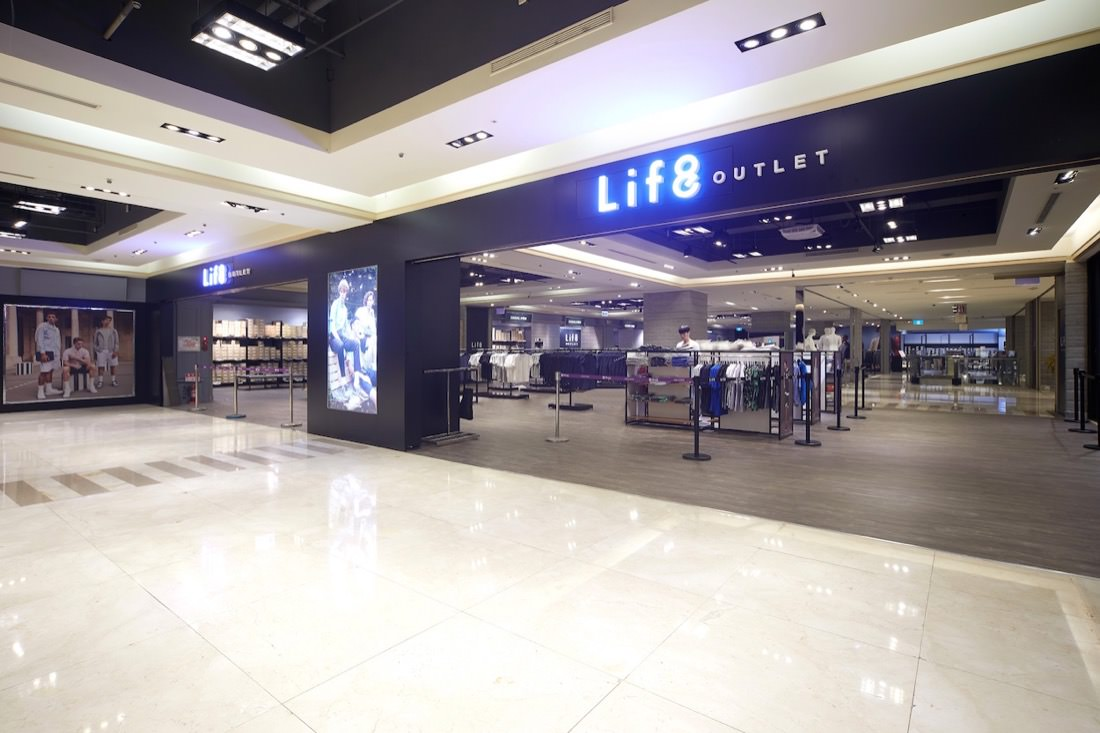 Life8 Outlet | Photo