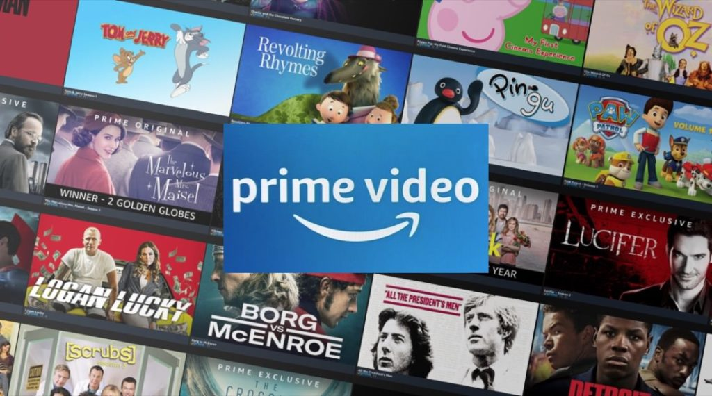 Screenshot Amazon Prime Video | Illustration