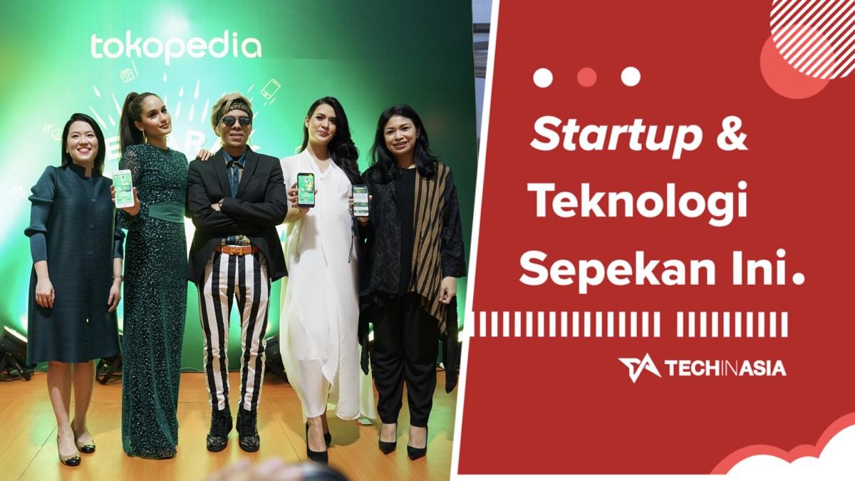 Berita Startup Sepekan | Feature new