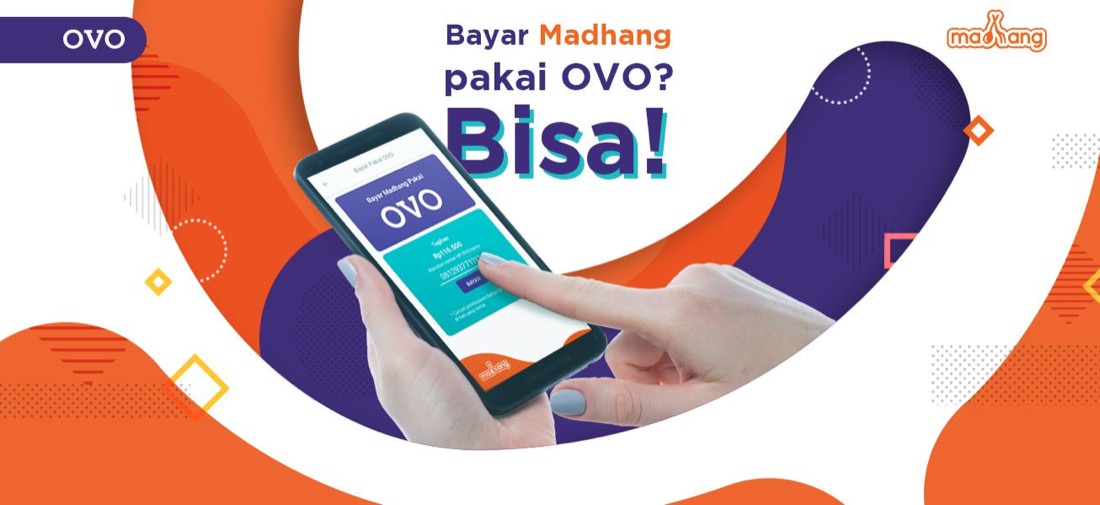 Madhang id dan OVO | Banner