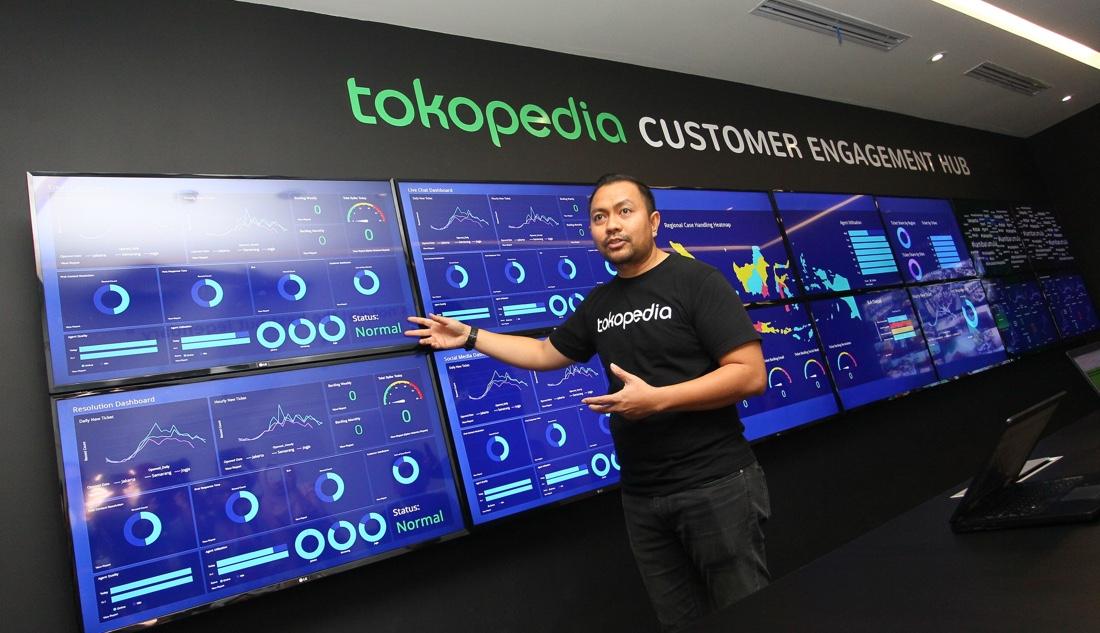 berita startup | Tokopedia Care