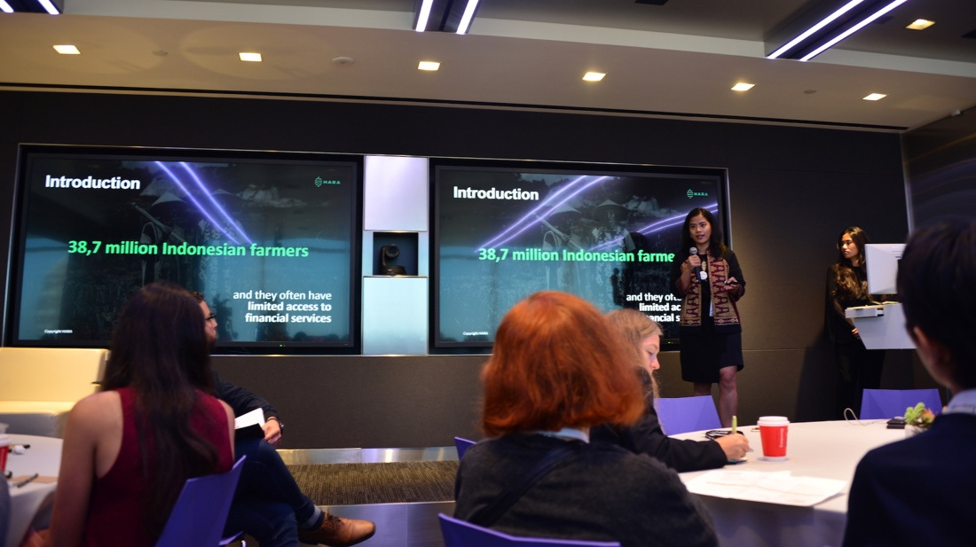Bloomberg Conference - HARA