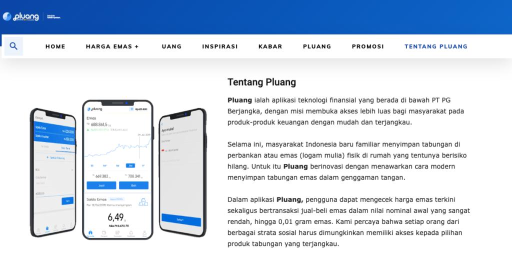 8 Aplikasi Jual Beli Emas Secara Online Untuk Smartphone